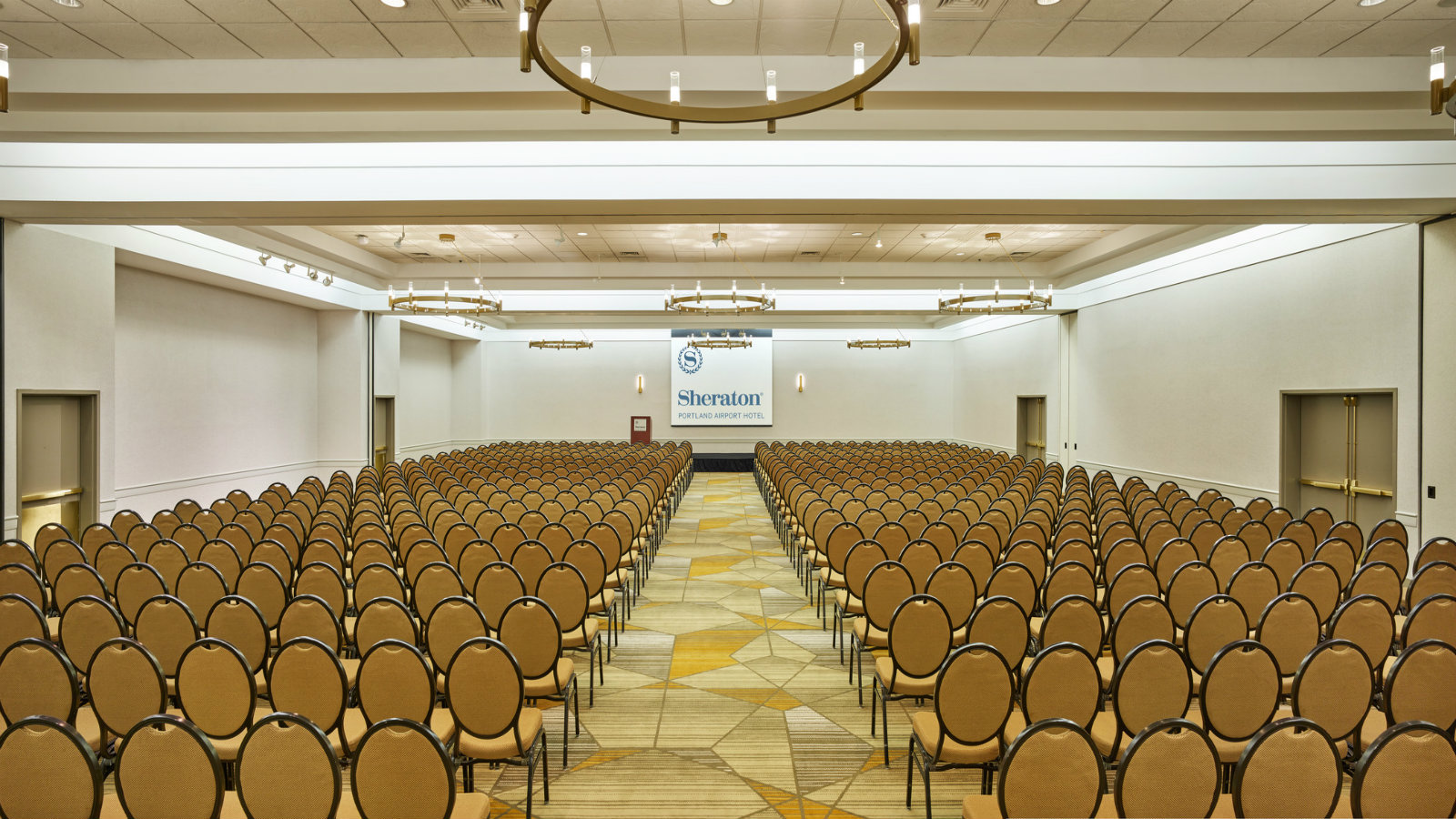 Portland Airport Event Space - Ballroom